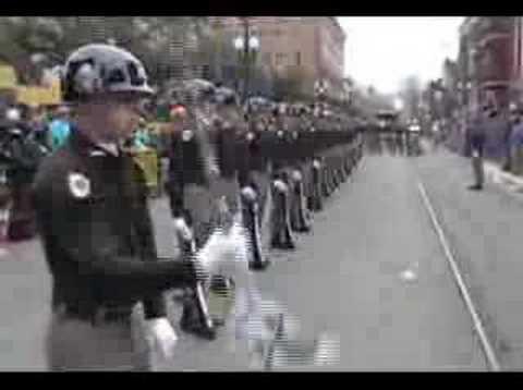 Fish Drill Team - Krew of Iris Parade