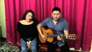 Solo Con Verte - Banda MS - Cover - Varón Santiago y Miroslava Cruz