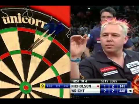 9 Darter Attemps - Paul Nicholson - Darts compilation