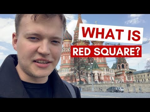 WHAT IS RED SQUARE?