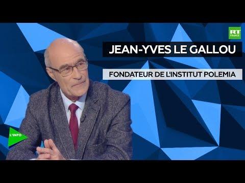Jean-Yves Le Gallou : «Il pourrait y avoir une politique européenne restrictive à l'immigration»