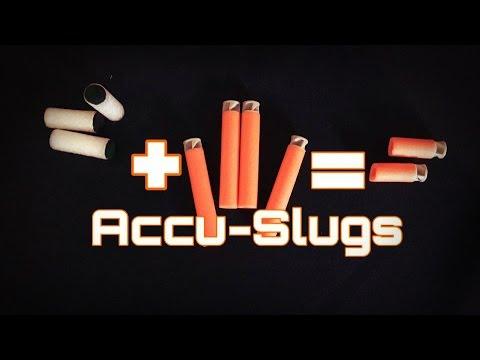 Nerf Hack: Accustrike Slug Darts (Are They Viable?)