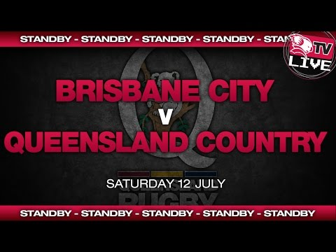 Brisbane City v Queensland Country u13 u14 u16 - St.George Queensland Reds Pre Game Show - Waratahs