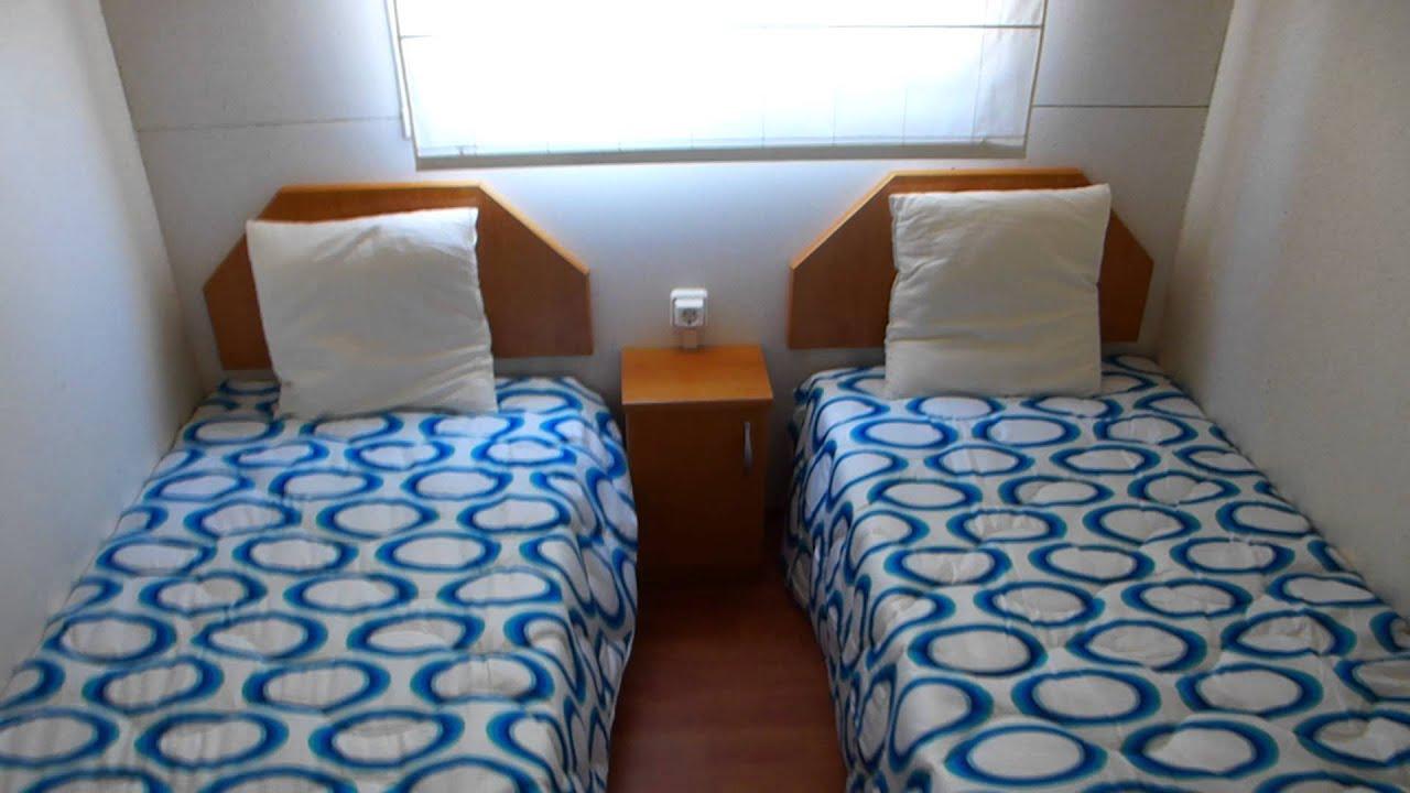 Casa prefabricada 11x4 m 2 dormitorios opcio a 3 youtube - Cuarto de bano prefabricado ...