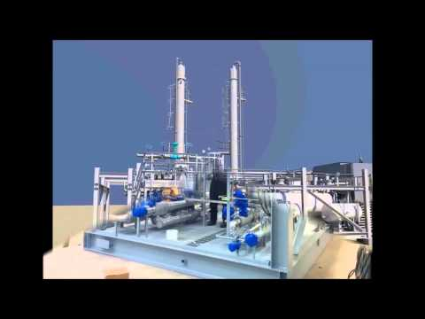 AMR Process Amine Unit