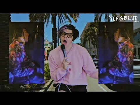 """24kGoldn """"City of Angels - Yungblud Remix"""" (Live on The Yungblud Show)"""