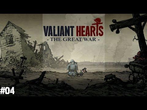 Valiant Hearts The Great War walkthrough Part 4 (PC)  