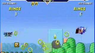 Скачать The Best Sonic Mugen Character