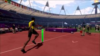 London 2012 olympic games ps3 high jump 2.20
