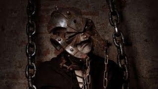 ASP - Die Kreatur Mit Der Stählernen Maske (Plakat Mix) [MASKENHAFT-Ein Versinken in elf Bildern]