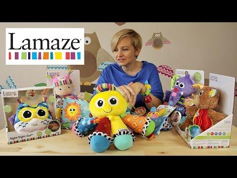 LAMAZE Zabawki Edukacyjne