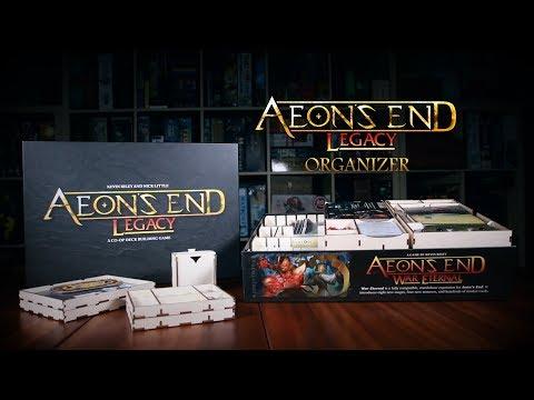 Aeon's End: Legacy Product Tour
