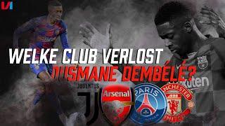 Toekomst van Flop Dembélé: In Ruil Met Neymar Naar PSG Of De Steraanvaller bij Arsenal?