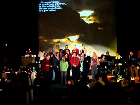 2011 christmas eve choir at highlands church denver - Church Of The Highlands Christmas