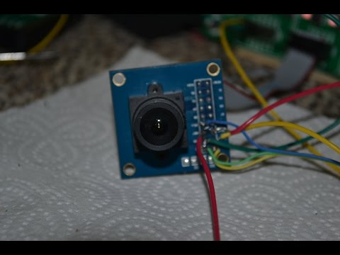 OV 7670 Colour Camera and how I got it working