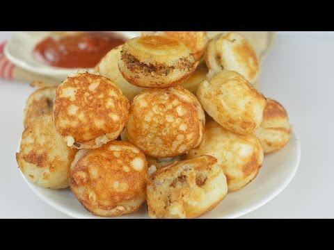 Stuffed Savory Nigerian Masa Recipe - (sinasir/Waina) Chef Lola's Kitchen