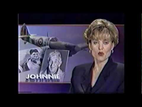 Johnnie Houlton DFC - Fighter Pilot (1 of 2)
