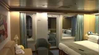 Carnival Magic Stateroom 11205 (Cloud 9 Spa Suite Room)