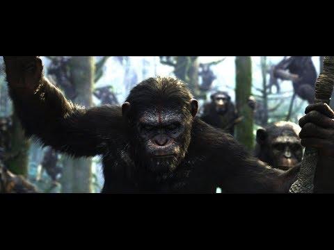 Планета обезьян: Война (2017) фильм смотреть онлайн
