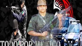 MILITARES CONTESTAN A LARRY HERNANDEZ (EL BALEADO)