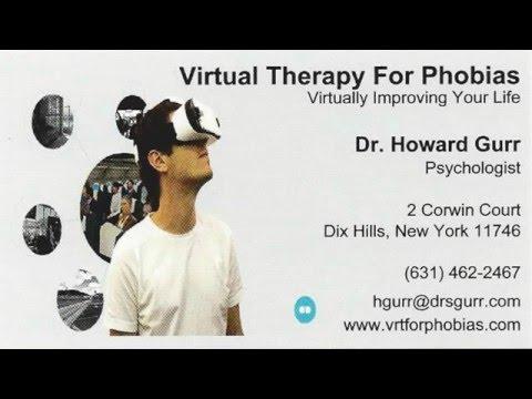 Virtual Reality Therapy For Phobias