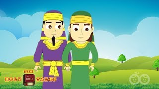 Joseph and Ruler of Egypt I Stories of Joseph I Animated Children