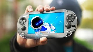 PlayStation Should Try Vita Again