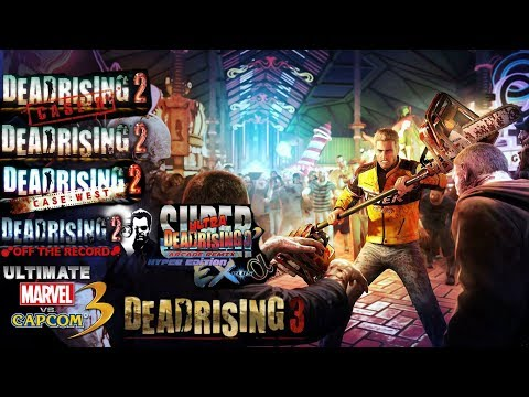History and Evolution of CHUCK GREENE (DEAD RISING SERIES)