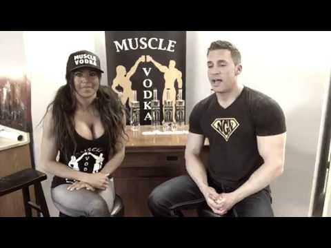 Muscle Vodka Lounge - Episode #2 - Ryan Weber