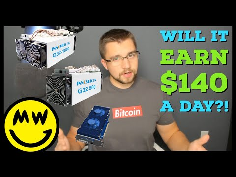 Will These Miners EARN $140 A Day?! Innosilicon Grincoin ASIC Miners Specifications & Profitability