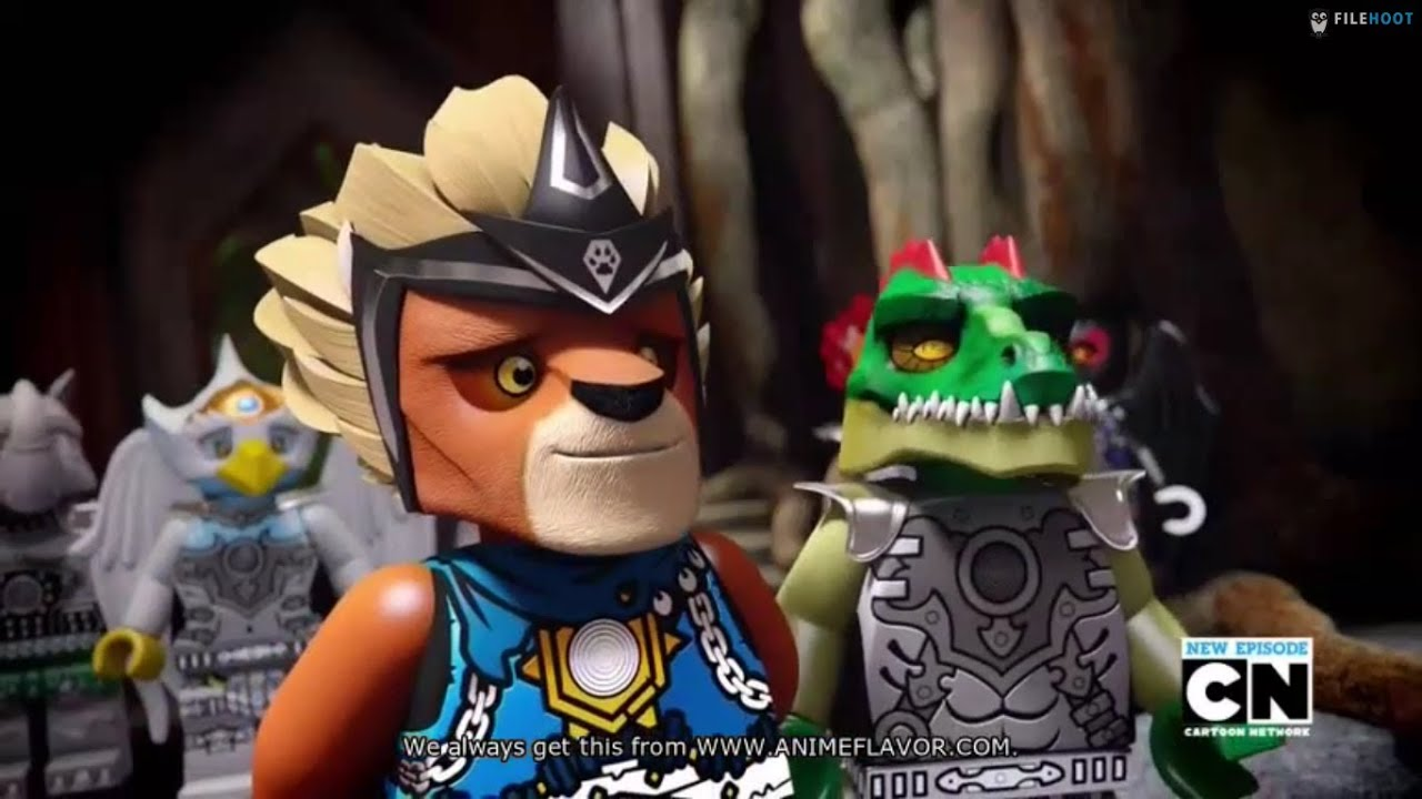 Legends of Chima: Episodes 24 and 25 DUAL Coverage! - YouTube