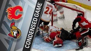 Calgary Flames vs Ottawa Senators March 9, 2018 HIGHLIGHTS HD