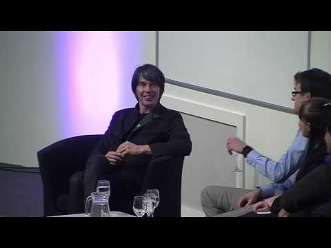 In Conversation With Professor Brian Cox