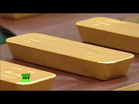 Индия и Китай скупили практически все золото Лондона