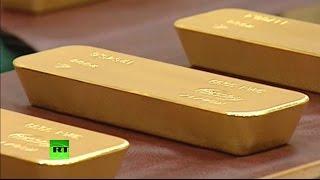 Индия и Китай скупили практически все золото Лондона(, 2015-10-04T15:36:29.000Z)
