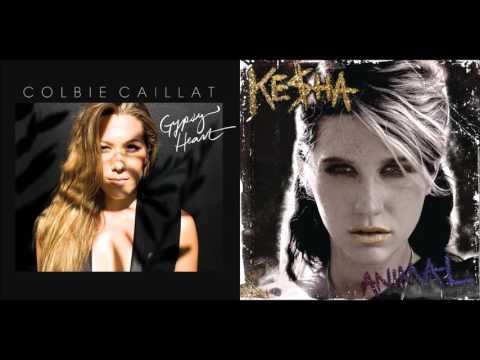 Animals Try - Colbie Caillat vs. Ke$ha (Mashup)
