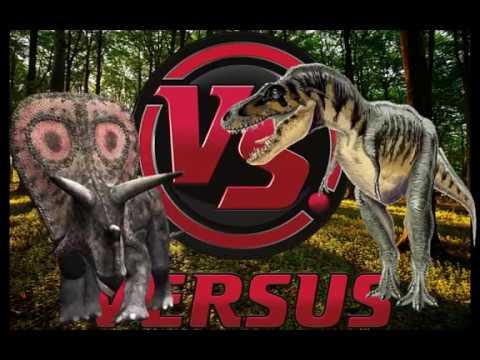 combate prehistórico numero 2: torosaurus vs tarbosaurus (loquendo)