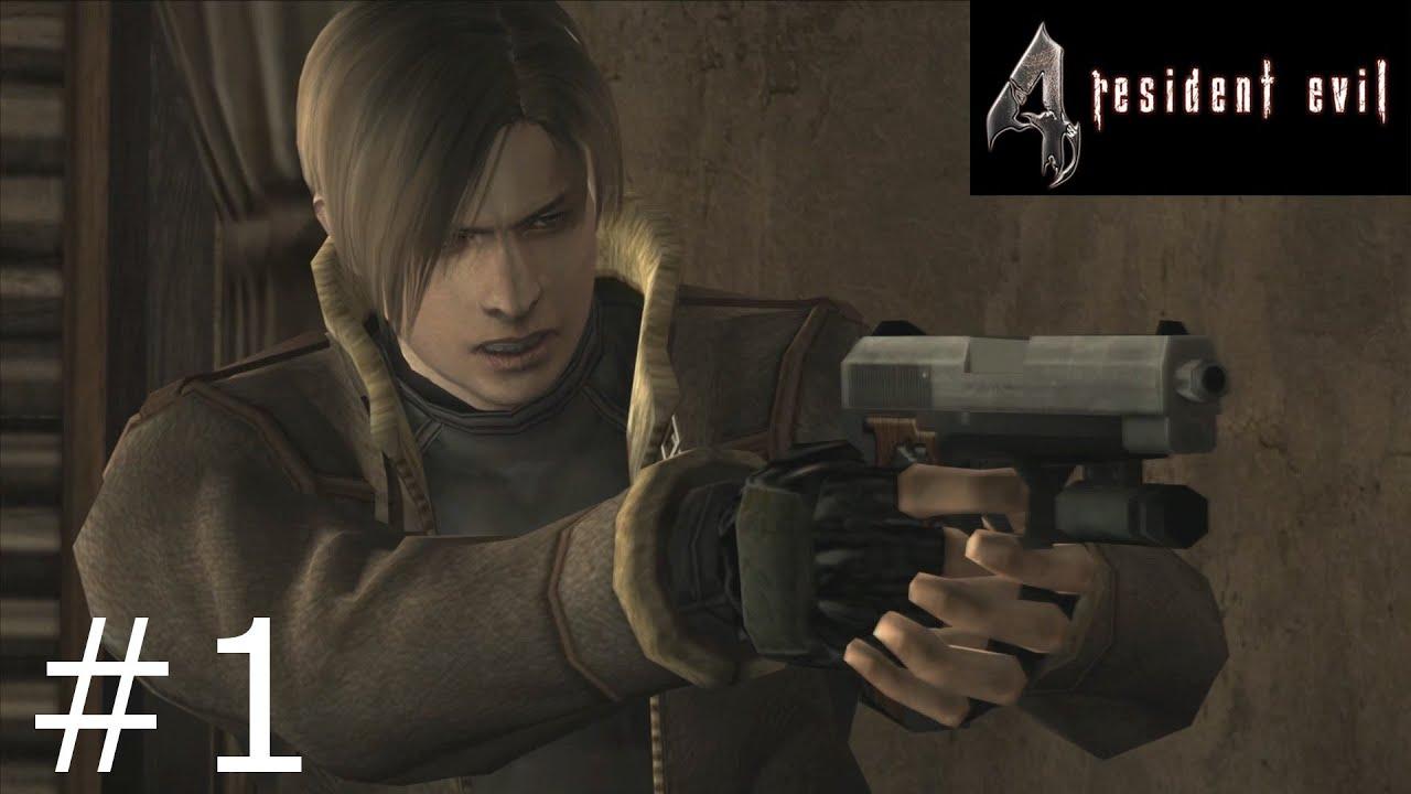 Resident Evil 4 Pc Hd Ep 1 Leon Youtube