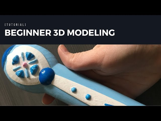 ☆[Tutorial] Learning Basic 3D Modeling & Printing☆