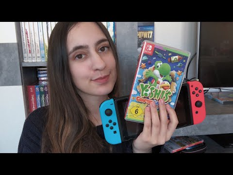 Nintendo Switch Yoshis Crafted World Review