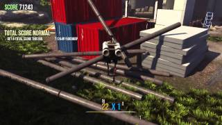 Goat Simulator - Finally got in the blue crate