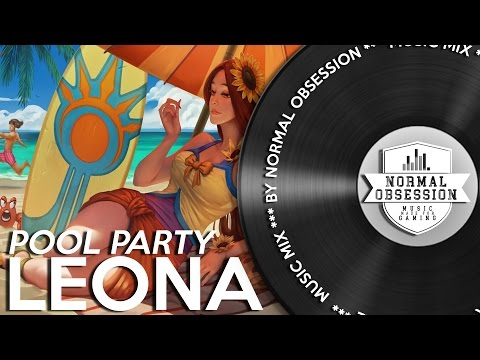 Pool Party Leona - Music Mix