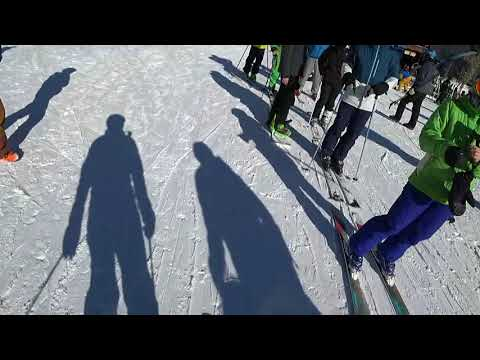 Skiing Winterpark Day 1 Part 1