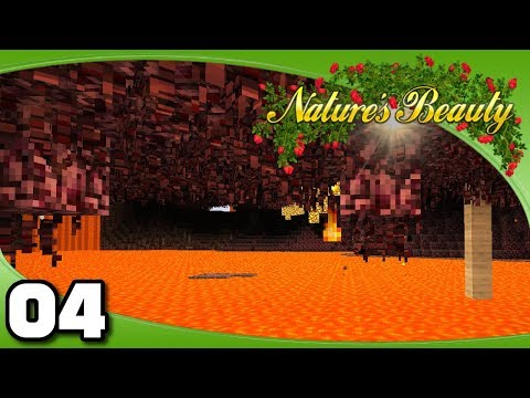 Nature's Beauty - Ep. 4: Map, Backpack, and Nether!