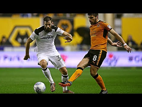 SHORT MATCH HIGHLIGHTS | Wolves Vs Derby County