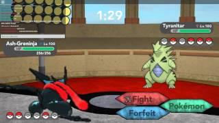 Roblox Pokemon Brickbronze Pvp - Episode 19 - GamingWolfer084