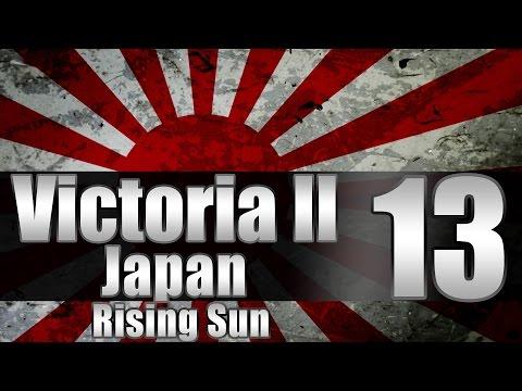 "Victoria 2 Japan ""Fascist Japan!"" EP:13 [""New"" Patch]"