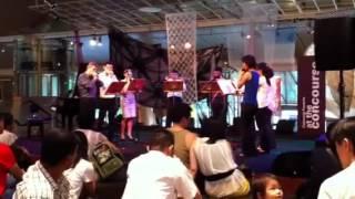 17/6/2012: Harmonica Orchestra @ TheEsplanade, Singapore