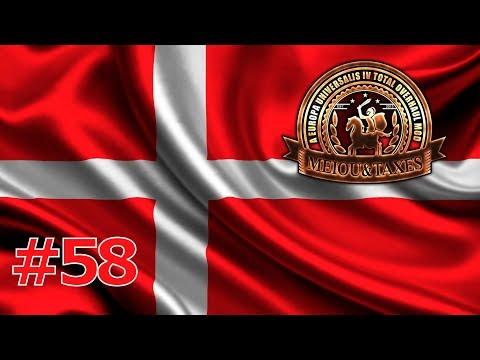 Let's play Europa Universalis 4 Denmark (Meiou and Taxes 2.5) - part 58