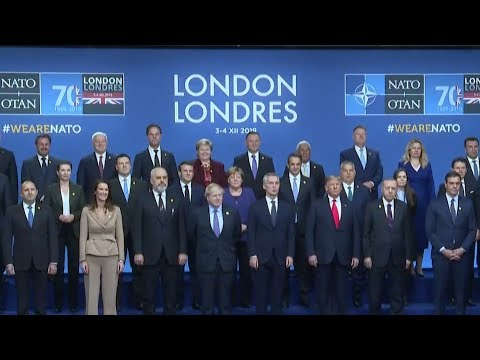 The Heat: NATO Summit at 70